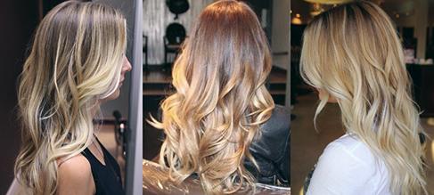 Эффект градиента на волнистых волосах 961695189d7f8